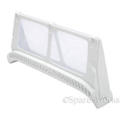 HOTPOINT Tumble Dryer Lint Filter Fluff Catcher Screen TCAM80CPZUK TCUD93B6GZUK
