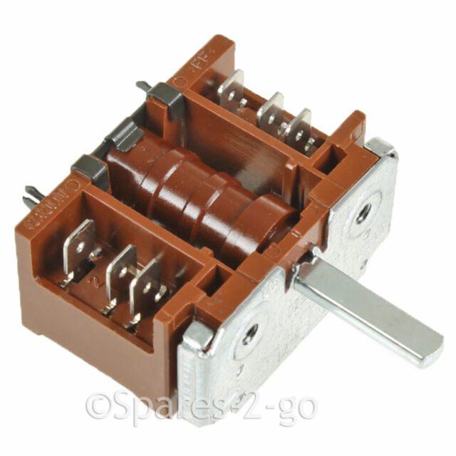 HOTPOINT Oven Cooker Selector Switch Genuine EGO 42.02900.000