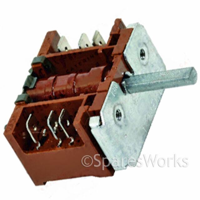 LINCAT OPUS SW58 Range Convection Fan Oven Selector Switch OD7007N OD7007P