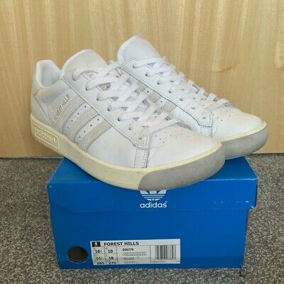 adidas Forest Hills White UK10