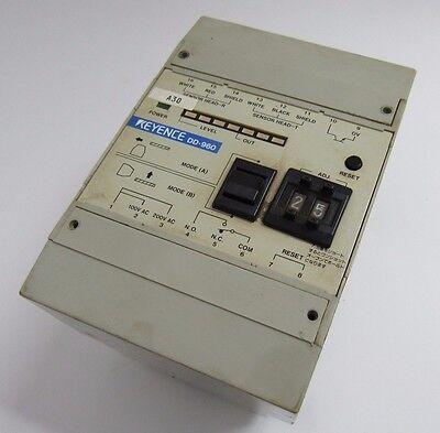 Keyence Dd-960 Plc Programmable Logic Controller