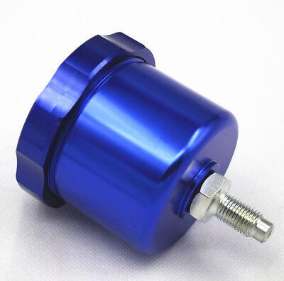 Blue Brake Fluid Reservoir *Master Cylinder Clutch Pot Handbrake Remote MPS RX7*