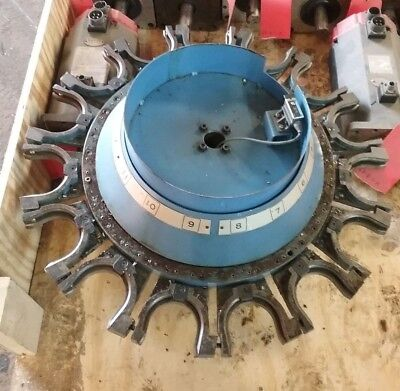 Mazak Vqc-2050a Vertical Machining Center Tool Changer 55848
