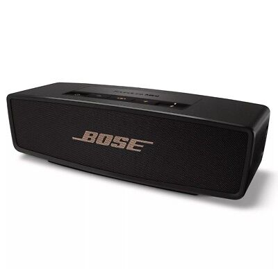 BOSE SoundLink Mini II Wireless Portable Bluetooth Speaker Black 1-YR WARRANTY