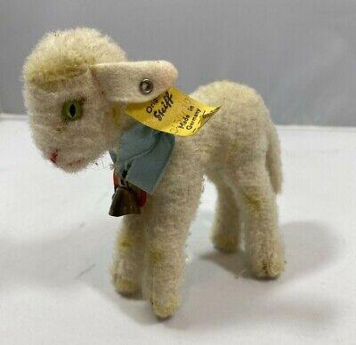 Vintage Steiff Lamby Lamb 4