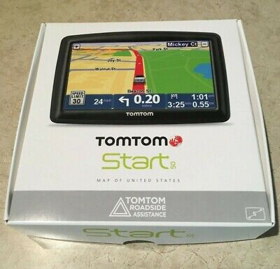 Tomtom Start 50 Navigator Bundle With USB Charger and Easy Port Mount