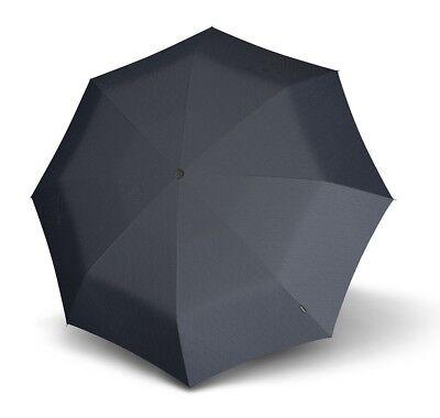 Knirps Umbrella Big Duomatic Gents Print Black Diamond