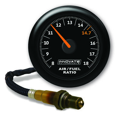 Innovate Motorsports MTX-AL Wideband AFR Gauge with Bosch Lambda Sensor