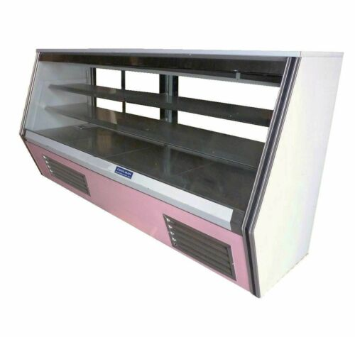 Coolman Commercial Refrigerated High Deli Meat Display Case 117""
