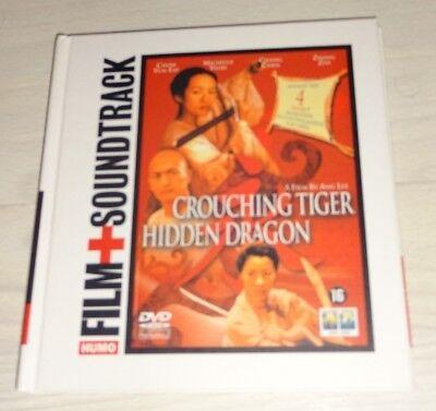 DVD Crouching Tiger Hidden Dragon film + soundtrack