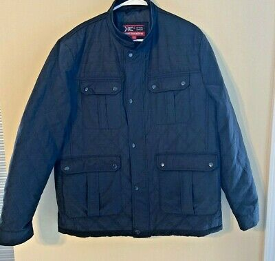 Johnston & Murphy XC4 Quilted Jacket - Coat | Mens XL | Barbour Style + 4 Pocket