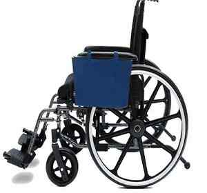 Secure Wheelchair or Walker Mobility Pouch Bag