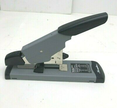 Swingline Acco Heavy Duty Hd Desktop Stapler Blackgray Up To 160 Sheets 39005