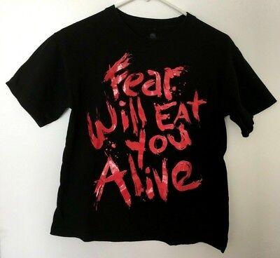 UNIVERSAL STUDIOS HALLOWEEN HORROR NIGHTS ORLANDO 2014: HHN 24 PARK T-SHIRT - Halloween Horror Nights 24 T Shirts