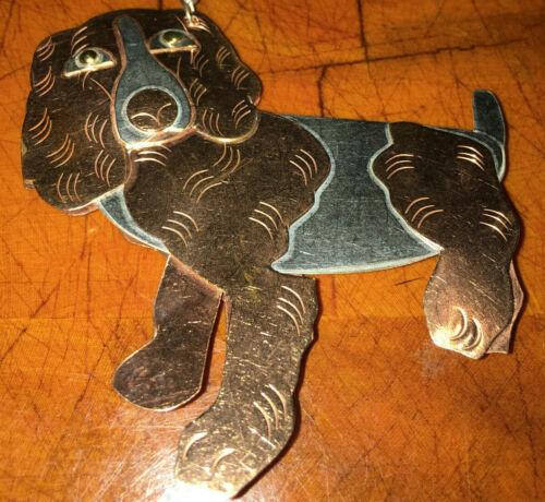 Brand New Pilgrim Imports Beaded English Setter Metal Christmas Ornament