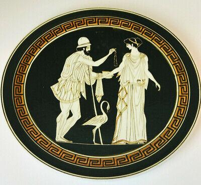Vintage Grecian Couple 13