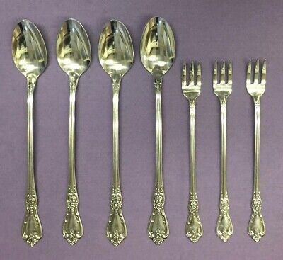 Forks And Spoons (Oneida Distinction Deluxe