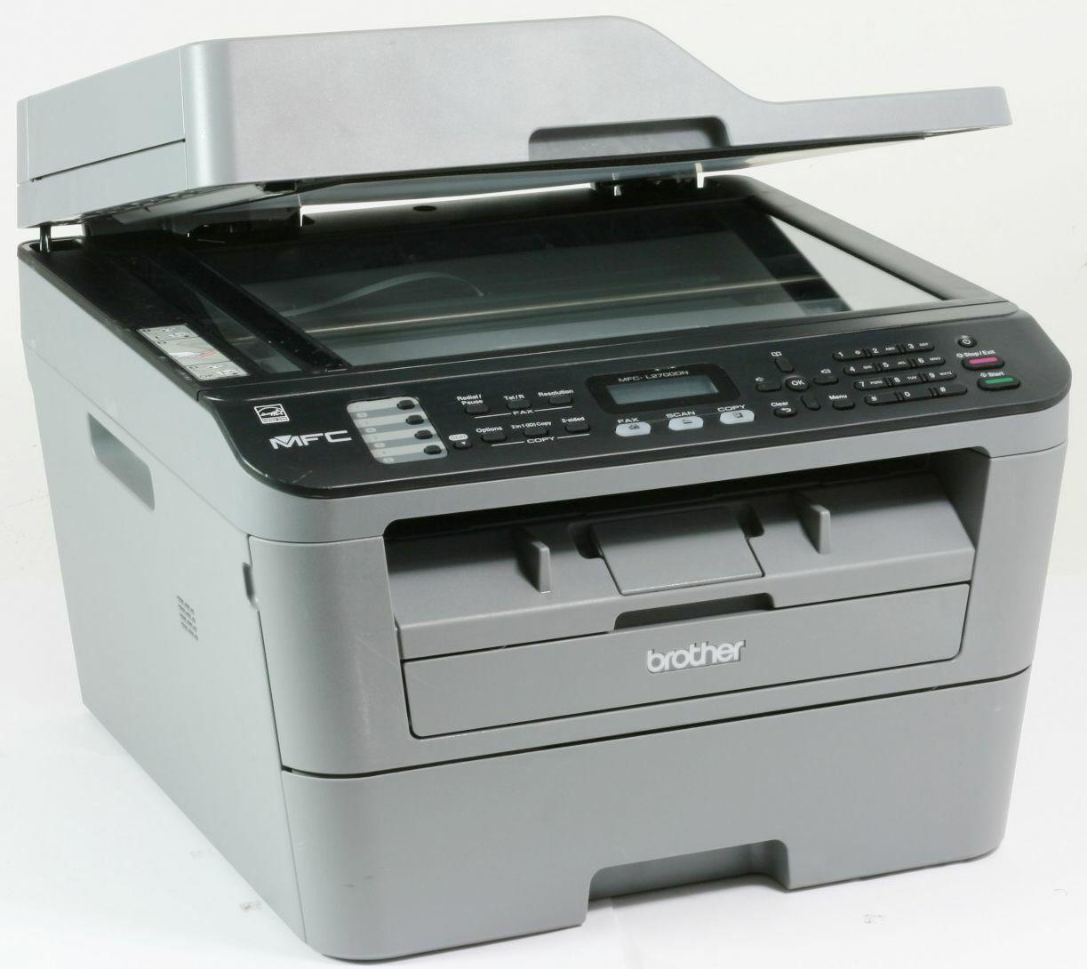 Brother imprimante mfc-2700dn imprimante laser scanner copieur fax utilisé