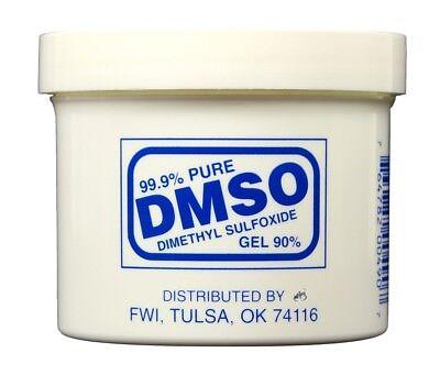 DMSO [Dimethyl Sulfoxide] Gel [90%] (4 oz)