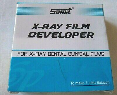 Dental X-ray Film Developer For X-ray Dental Clinical Lab Samit