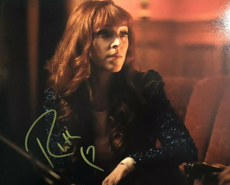RUTH CONNELL HAND SIGNED 8x10 PHOTO SUPERNATURAL AUTOGRAPHED RARE AUTHENTIC