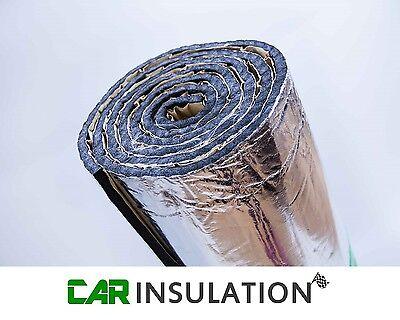 Car Parts - 1m x 0.8m GlassMAT™ Engine Bay Hood Bonnet Insulation Car Vehicle Sound Proofing
