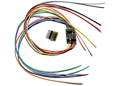 Fleischmann 69685401 - DCC-Decoder, NEM-Stecker beiliegend - Spur N - NEU online kaufen
