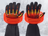 Winter Warm Rechargeable Electric Hand Battery Heated Gloves For Cycling Outdoor