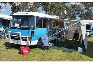 1988 Toyota Coaster Motorhome Burpengary Caboolture Area Preview