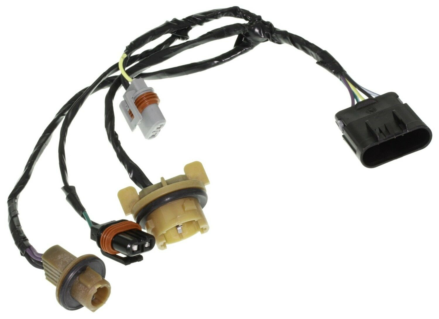 Buick Lucerne Headlight Wiring Harness Library
