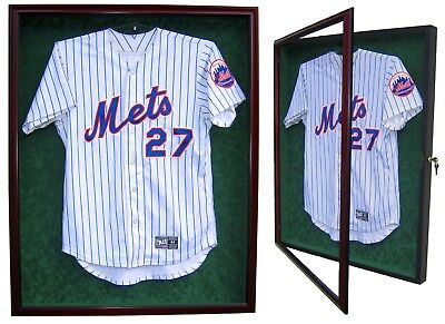 JERSEY DISPLAY CASE - BASEBALL SPORTS DISPLAY CASE - SIMPLY THE