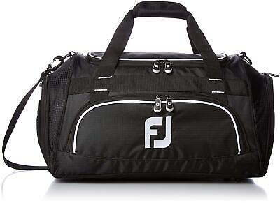 Foot Joy FJ Duffel Bag The World Best Golf Bag Black FJDFL12 880g