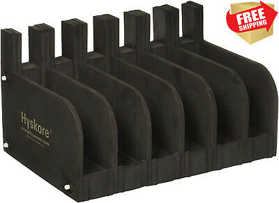 Gun Safe Rack Holder Storage Accessories Modular Display Pistols Organizer Case