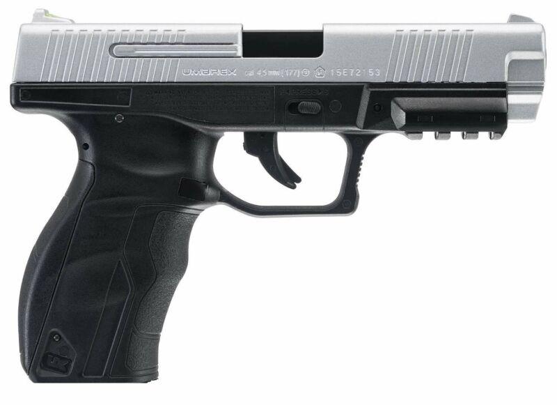 Refurbished Umarex 40XP 4.5MM CO2 BB Gun, Metal Blowback