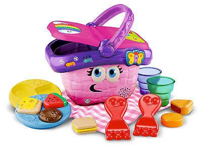 LeapFrog Shapes & Sharing Picnic Basket. Electronic Educational Learning Toy