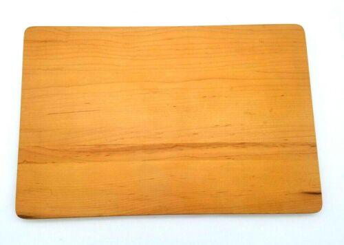 Longaberger Woodcrafts Wood Shelf Brown 9 x 14