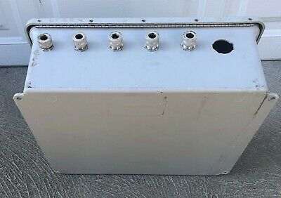J1614hll Stahlin Fiberglass Electrical Enclosure 16x14x6