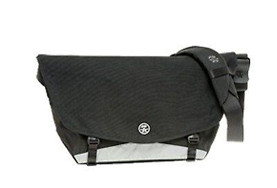 Crumpler CS-25A The Complete Seed  Messenger Bag(black/gunmetal)