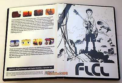 Flcl Fooly Cooly Complete Anime Dvd Collection Episode 1 6 Brand New English Dub