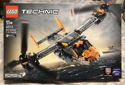 LEGO Technic 42113 V-22 Osprey CANCELLED SET - EXTREMELY RARE - US SELLER
