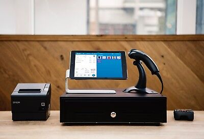 Revel Point of Sale POS Complete Bundle Perfect for Retail Environment