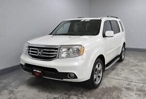 2015 Honda Pilot ONE OWNER SE HAS DVD AND 8 PASS.