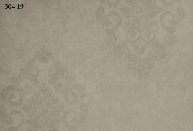 Smita VILLA WALLPAPER 30419 Ornament Light Brown Grey Paper Wallpaper
