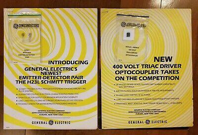 Ge Emitter-detector Pair H23l1 Schmitt Trigger 400 Volt Triac Optocoupler