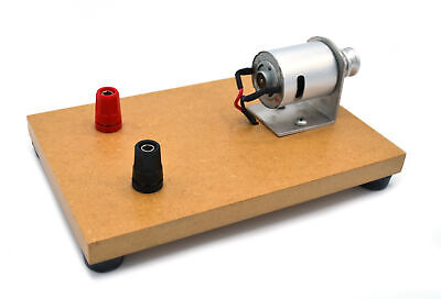 Enery Transfer Apparatus - Malvern Motorgenerator - Eisco Labs