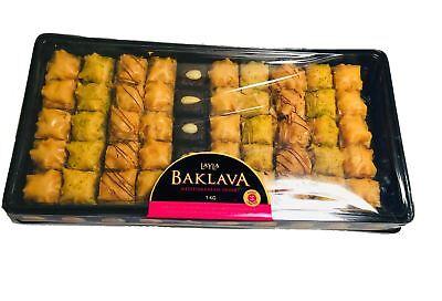 - Layla 1kg Baklava Baklawa Turkish Arabian Sweet Dessert Wedding Birthday Party