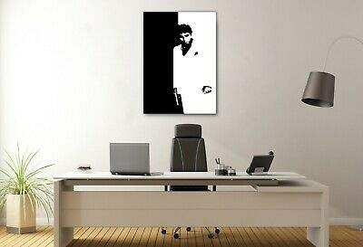 Scarface Tony Montana The World is Yours Al Pacino XL Wall Decor/Home Decoration