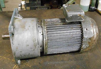 Yaskawa Electric 3 Phase Induction Motor Felq-7 1.5 Kw Used Warranty