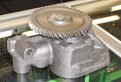 Allis Chalmers Tractor Agco 74036125 3500 Engine Oil Pump 4028052 7030 7060 210