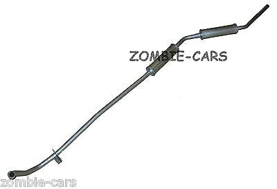 Austin Rover Classic Mini 1.0 69-82 Complete Exhaust Assembly